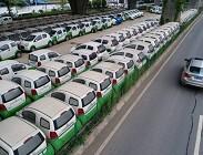Non decolla mercato auto elettriche