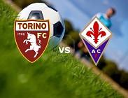 Torino Fiorentina streaming gratis live migliori siti web, link. Dove vedere