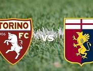 Torino Genoa streaming link, siti web. Dove vedere live gratis diretta