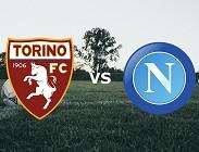 Torino Napoli in streaming