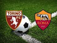 Roma Torino streaming su link, siti web. Dove vedere live gratis