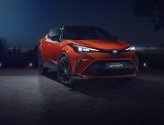 Toyota C-HR, motori e consumi