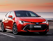 Toyota Corolla 2019: prezzi listino