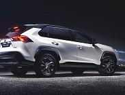 Toyota Corolla nuova versione 2019