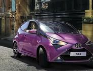 Nuove auto Toyota 2019