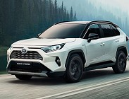 Toyota Rav4 Hybrid 2019: prezzi