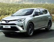 Toyota C-HR nuova versione 2019