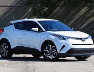 Auto Toyota in offerta ad aprile