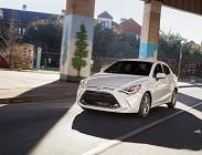 Toyota Yaris 2019, prezzo in linea