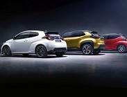 Nuova Toyota Yaris 2020-2021