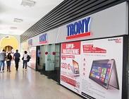 Trony negozio Napoli chiude licenziamenti