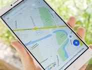 Trovare parcheggio Google Maps