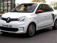 Renault Twingo elettrica 2021