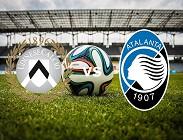 Udinese Atalanta in streaming