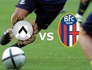 Udinese Bologna streaming live gratis diretta. Link, siti web migliori. Dove vedere e come (AGGIORNAMENTO)