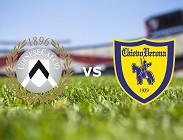 Udinese Chievo streaming gratis live siti web, link. Dove vedere