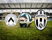streaming Udinese Juventus