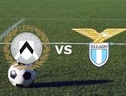 Udinese Lazio streaming live diretta gratis siti web migliori, link. Dove vedere
