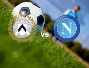 Udinese Napoli streaming live gratis migliori siti web, link. Dove vedere