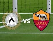 Udinese Roma streaming gratis live. Dove vedere siti web, link migliori