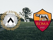 Udinese Roma streaming Serie A