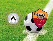 Udinese Roma streaming live gratis diretta per vedere su emittenti televisive tv, link, siti web