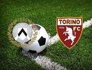 Udinese Torino streaming gratis live link, siti web. Dove vedere