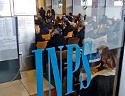 Uffici INPS chiusi pratiche