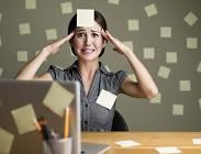 Stress, lavoro, rimedi, cure