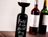 bottiglia vino rischi salute