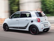 Smart ForFour 2020