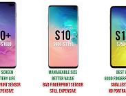 Samsung Galaxy S10 con sconto