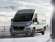 Veicoli commerciali 2020, nuovi furgoni Fiat