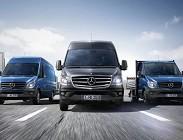 Veicoli commerciali Mercedes 2020