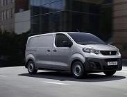 Veicoli commerciali Peugeot 2020 in uscita