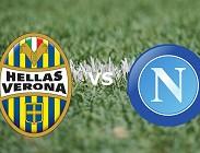 Verona Napoli in streaming