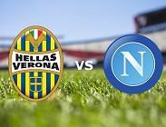 Streaming Verona Napoli live gratis anticipo