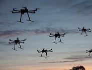 torre di controllo, droni