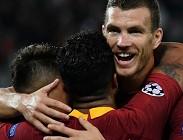 Viktoria Plzen Roma Champions League orario