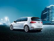 Prezzo e allestimenti Volkswagen Golf
