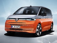 Volkswagen Multivan plug-in