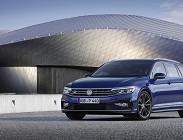 Volkswagen Passat 2021