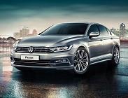 Prezzi listino e dotazioni Volkswagen Passat