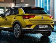Volkswagen T-Roc 2019, prezzi impegnativi