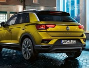 Volkswagen T-Roc 2019: prezzi listino