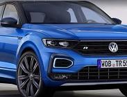 Dotazioni Volkswagen T-Roc 2021