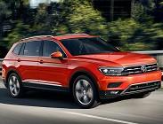 Volkswagen Tiguan 2019: prezzi listino