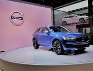 Volvo, auto, novità