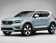 Prova su strada Volvo XC40 2019