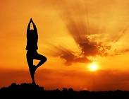 Yoga dimagrire stress